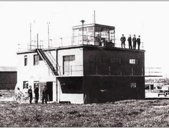 The Control Tower in the War